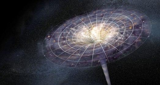 black hole spacetime